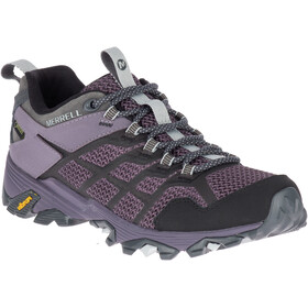 Merrell Moab FST 2 GTX Shoes Women grey/purple